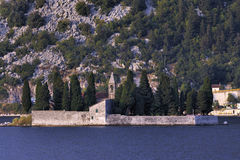 Perast Stock Photo