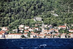 Perast Stock Photography