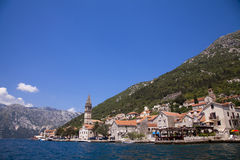 Perast Royalty Free Stock Photos