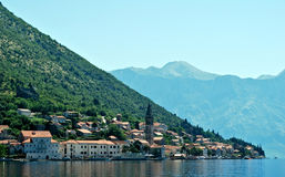 Perast Royalty Free Stock Images
