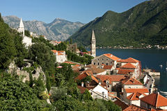 Free Perast And Bay Of Kotor Stock Images - 14413704