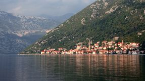 Free Perast, Hidden Ancient City. Reflection Of Centuries. Stock Photo - 107356330