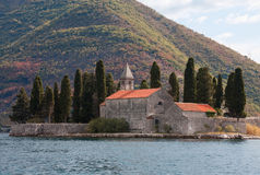 Perast Royalty Free Stock Image
