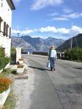 Perast, Montenegro Foto de Stock Royalty Free