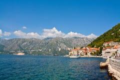 Perast, Montenegro Royalty Free Stock Photo