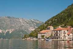 Perast, Montenegro Stock Photos