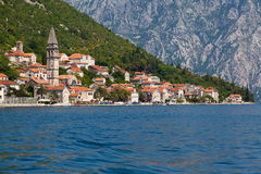 Perast, Montenegro Stock Photo