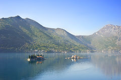 Perast, Montenegro Royalty Free Stock Images