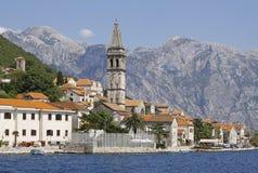 Perast, Montenegro Fotos de Stock Royalty Free