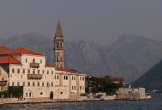 Perast, Montenegro Stock Photography