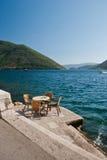 Perast, Montenegro Lizenzfreies Stockbild
