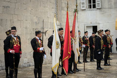 Perast, Montenegro Lizenzfreie Stockbilder