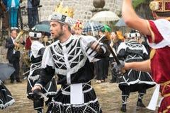 Perast, Montenegro Lizenzfreies Stockfoto