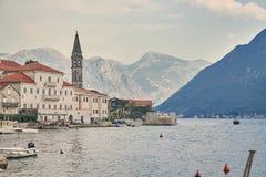 Perast, Montenegro Immagini Stock