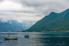 Perast, Montenegro. Royalty Free Stock Photography