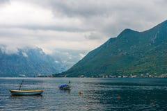 Perast, Montenegro. Royalty Free Stock Photography