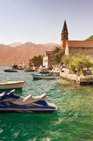Perast Royalty Free Stock Photography