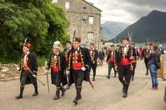 Perast, Montenegro Royalty Free Stock Images