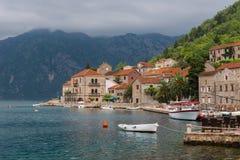 Perast,Montenegro. Stock Image