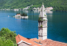 Perast Royalty Free Stock Photo