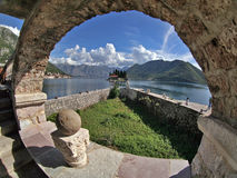 Perast VII. Royalty Free Stock Images