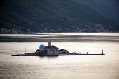 Perast village near Kotor, Montenegro Stock Photo