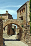 Peratallada Photos stock
