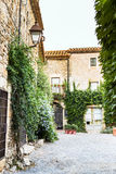 Peratallada Royalty Free Stock Photo