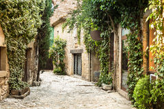 Peratallada Stock Photography