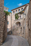 Peratallada, Spain Stock Images
