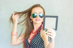 perca o peso no verão fotografia de stock royalty free