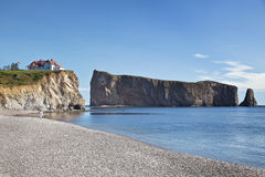perce βράχος Στοκ εικόνες με δικαίωμα ελεύθερης χρήσης