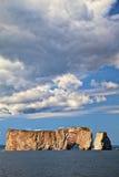 perce βράχος Στοκ Φωτογραφία