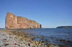 Perce Rock Royaltyfria Foton
