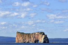 Perce Rock Royalty Free Stock Image