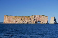 Perce Rock Stock Photos