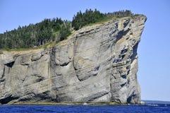 Perce Rock Royalty Free Stock Photo