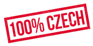 100 percent Czech rubber stamp. Grunge design with dust scratches. Effects can be easily removed for a clean, crisp look. Color is easily changed royalty free illustration