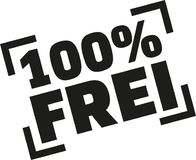 100 percent free single. Vector Royalty Free Stock Photo
