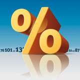 Percent Symbol Stock Photos