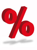 Percentage Stock Photography