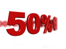 Free Percentage Sign Stock Photo - 13658310