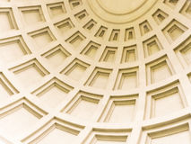 Percezione angolare Fotografia Stock