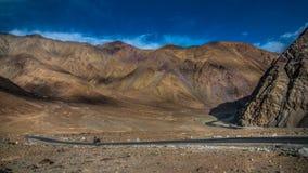 Perché Ladakh Fotografia Stock