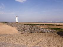 Perch rock Royalty Free Stock Image