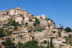 Perched village of Gordes Royalty Free Stock Image