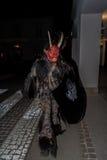 Perchten - Halloween - maskers en huiden - Halloween Royalty-vrije Stock Afbeelding