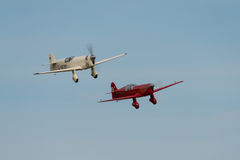 Percival Mew Gull aircraft Stock Photos