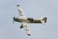 Percival Mew Gull aircraft Stock Photography