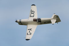 Percival Mew Gull aircraft Royalty Free Stock Photography